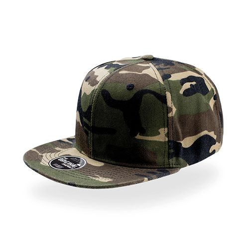 Snap Back Cap [One Size] (camouflage) (Art.-Nr. CA242102)