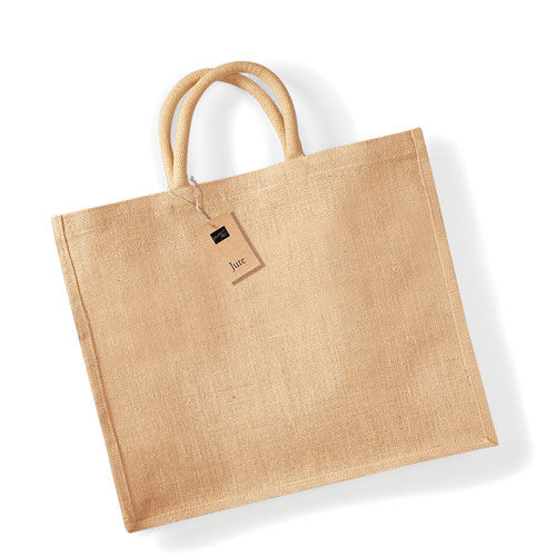 Jute Jumbo Shopper [45 x 39 x 21 cm] (Natural) (Art.-Nr. CA243314)