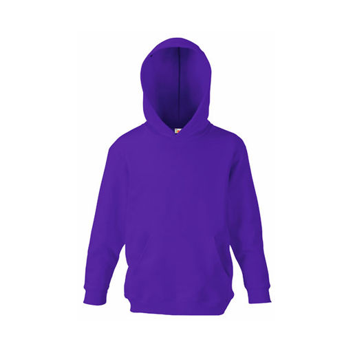 Classic Hooded Sweat Kids [140] (Purple) (Art.-Nr. CA246390)