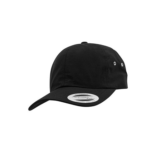 Low Profile Water Repellent Cap [One Size] (black) (Art.-Nr. CA255404)