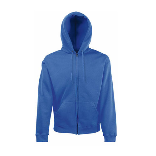 Premium Hooded Sweat-Jacket [M] (Royal Blue) (Art.-Nr. CA264920)