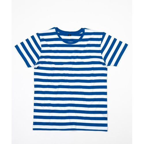Men`s Stripy T [L] (Classic Blue) (Art.-Nr. CA269228)