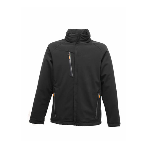 Apex Waterproof Breathable Softshell Jacket [M] (black) (Art.-Nr. CA277682)