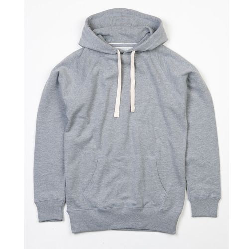 Men`s Superstar Hoodie [XXL] (Heather Grey Melange) (Art.-Nr. CA278133)