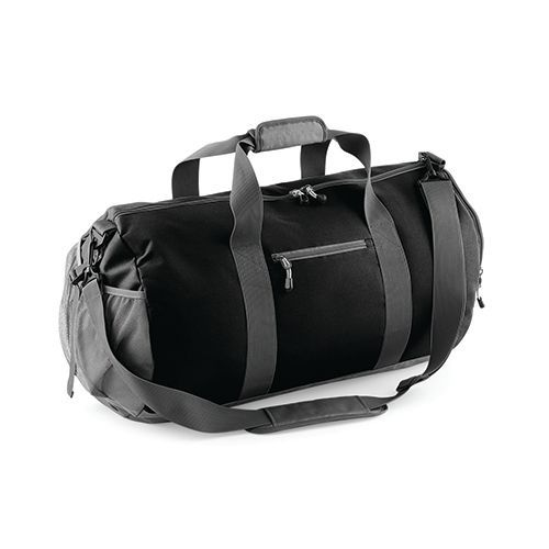 Athleisure Kit Bag [62 x 35 x 35 cm] (black) (Art.-Nr. CA288101)