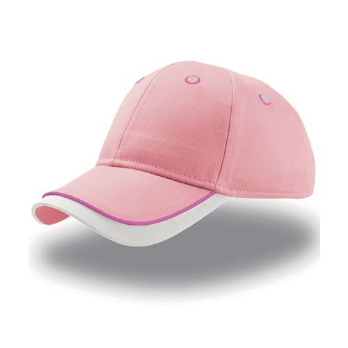 Kid Star Cap [One Size] (pink / white) (Art.-Nr. CA289491)