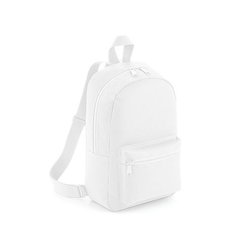 Mini Essential Fashion Backpack [23 x 35 x 12 cm] (Art.-Nr. CA292446) - 600D Polyester | Voll verstellbare...