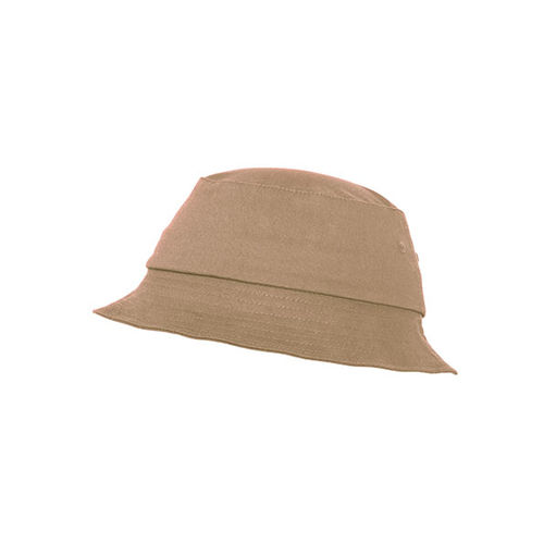 Cotton Twill Bucket Hat [One Size] (Khaki) (Art.-Nr. CA294928)