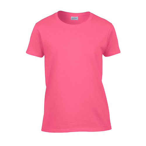 Heavy Cotton™ Ladies´ T-Shirt [L] (Safety pink) (Art.-Nr. CA295861)