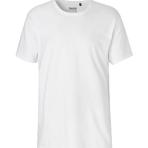 Mens Interlock T-Shirt [XL] (white) (Art.-Nr. CA296274)