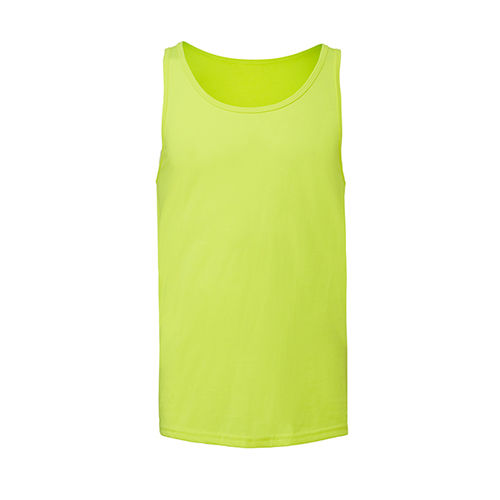 Unisex Jersey Tank Top [XXL] (neon yellow) (Art.-Nr. CA306170)