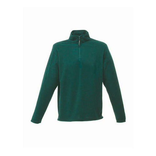 Micro Zip Neck [4XL] (bottle green) (Art.-Nr. CA306459)