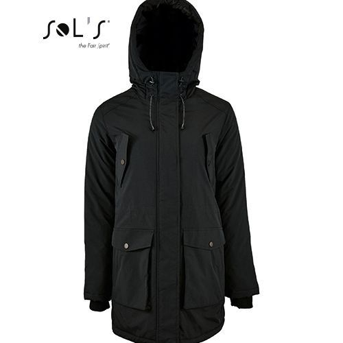 Womens Warm and Waterproof Jacket Ross [L] (black) (Art.-Nr. CA311325)