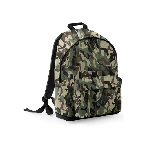 Camo Backpack [31 x 42 x 21 cm] (Jungle Camo) (Art.-Nr. CA312545)