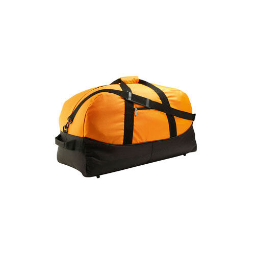 Travelbag Stadium 65 [65 x 30 x 28 cm] (orange / black) (Art.-Nr. CA312600)