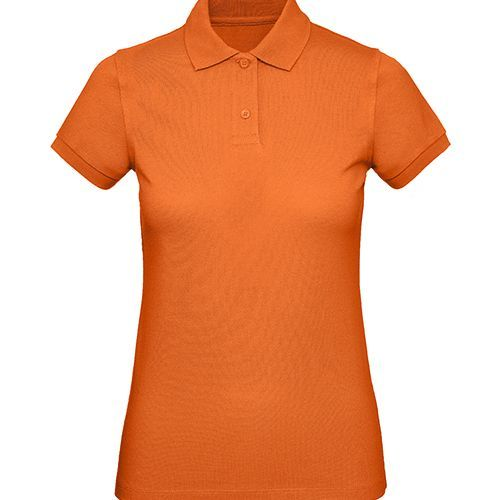 Inspire Polo / Women [S] (Urban orange) (Art.-Nr. CA330557)