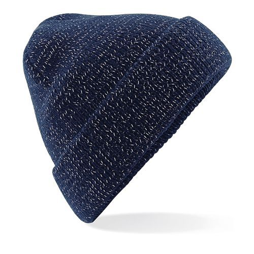 Reflective Beanie [One Size] (french navy) (Art.-Nr. CA332360)