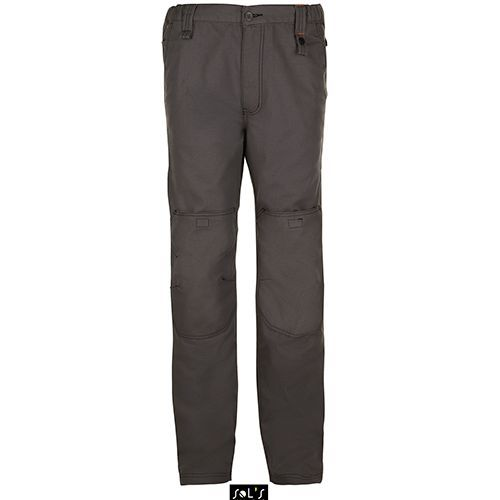 Men´s Workwear Trousers - Section Pro [4XL (54)] (dark grey (Solid)) (Art.-Nr. CA344834)