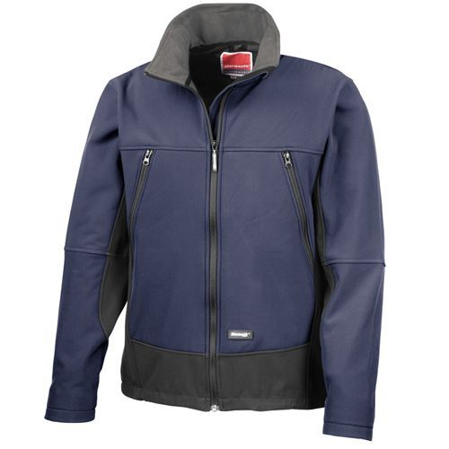 Activity Softshell Jacket [3XL] (navy / black) (Art.-Nr. CA345335)