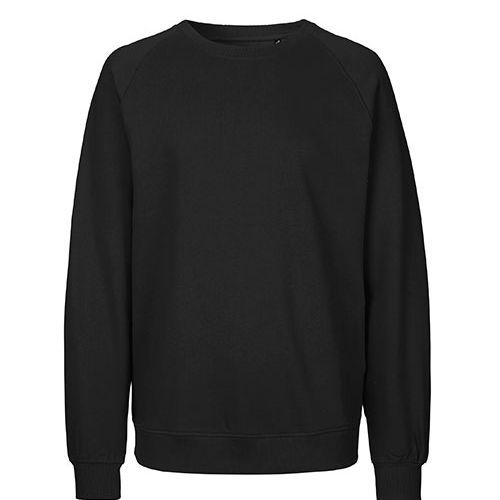 Unisex Sweatshirt [4XL] (black) (Art.-Nr. CA347401)