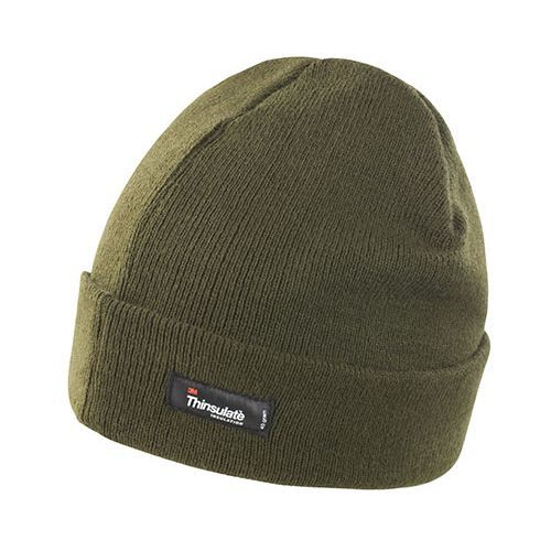 Lightweight Thinsulate Hat [One Size] (Olive green) (Art.-Nr. CA358848)