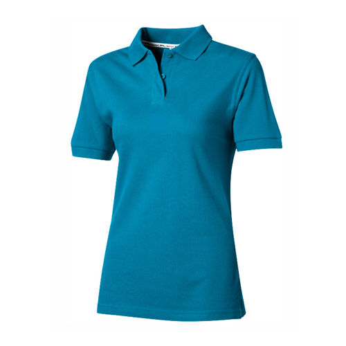 Forehand Ladies` Polo [XL] (aqua) (Art.-Nr. CA364323)