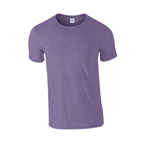 Softstyle® T- Shirt [S] (heather Purple) (Art.-Nr. CA388658)