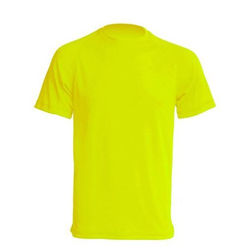 Sport T-Shirt Men [XXL] (gold Fluor) (Art.-Nr. CA435077)