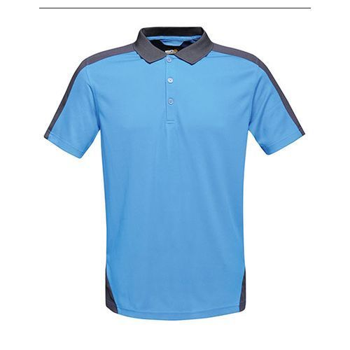 Contrast Coolweave Polo [XL] (New Royal) (Art.-Nr. CA438626)