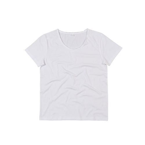Men`s Raw Scoop T [XL] (White) (Art.-Nr. CA453877)
