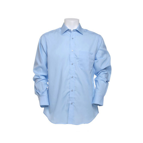 Premium Non Iron Corporate Poplin Shirt Long Sleeve [39/40 (M/15H)] (light blue) (Art.-Nr. CA455154)