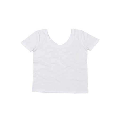 Women`s Scoop Back V (2 ways to wear) [M] (White) (Art.-Nr. CA457148)