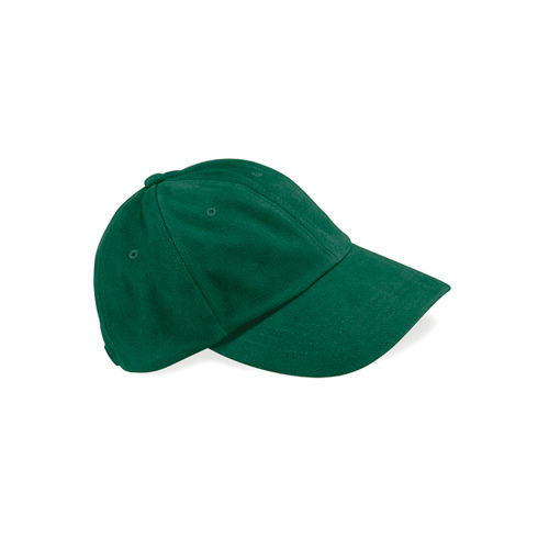 Low Profile Heavy Brushed Cotton Cap [One Size] (Forest green) (Art.-Nr. CA485592)