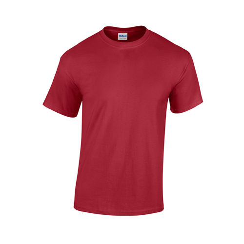 Heavy Cotton™ T- Shirt [M] (Cardinal red) (Art.-Nr. CA487617)