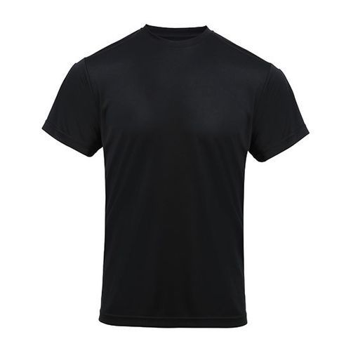Coolchecker® Chefs T-Shirt (Mesh Back) [S] (Black) (Art.-Nr. CA513262)