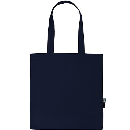 Shopping Bag with Long Handles [38 x 42 cm] (navy) (Art.-Nr. CA530602)