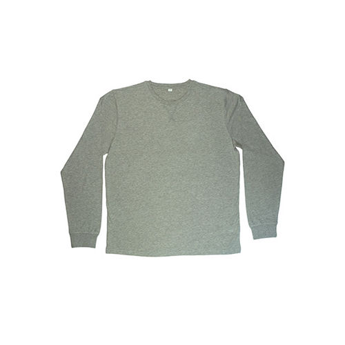 Men`s Superstar Long Sleeve T [S] (Heather Grey Melange) (Art.-Nr. CA542888)