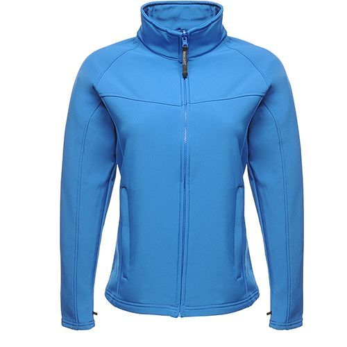 Women`s Uproar Softshell Jacket [42 (16)] (Oxford Blue) (Art.-Nr. CA553589)