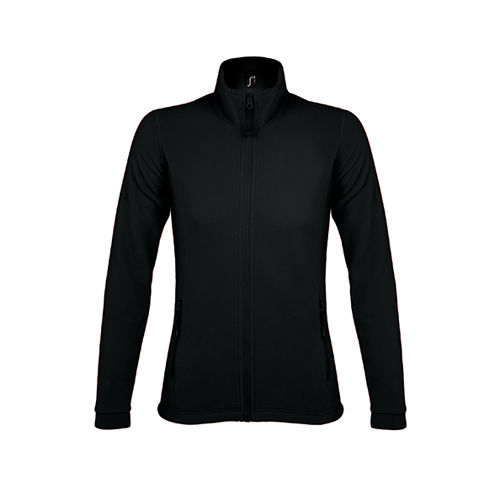 Micro Fleece Zipped Jacket Nova Women [S] (black) (Art.-Nr. CA572811)