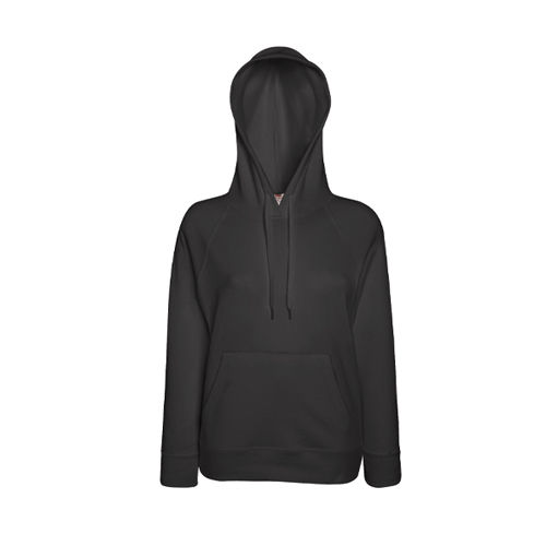 Lightweight Hooded Sweat Lady-Fit [XL] (light graphite (Solid)) (Art.-Nr. CA599309)
