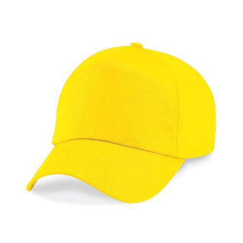 Original 5-Panel Cap [One Size] (yellow) (Art.-Nr. CA608033)