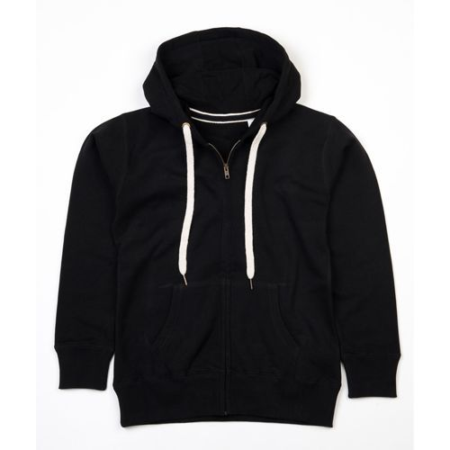 Men`s Superstar Zip-Through Hoodie [M] (Black) (Art.-Nr. CA610647)