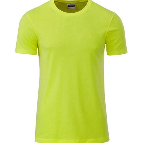Men´s Basic-T [XXL] (Acid yellow) (Art.-Nr. CA611698)
