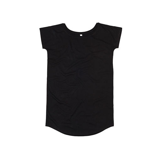 Women`s Loose Fit T Dress [S] (Black) (Art.-Nr. CA626490)