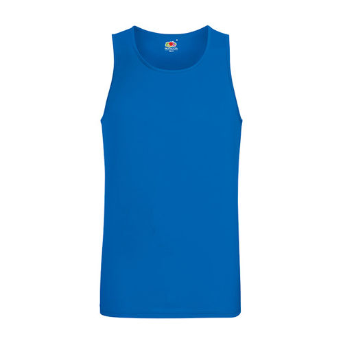 Mens Performance Vest [M] (royal blue) (Art.-Nr. CA644144)