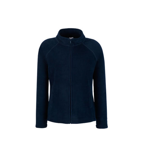 Full-Zip Fleece Lady-Fit [L] (deep navy) (Art.-Nr. CA647580)