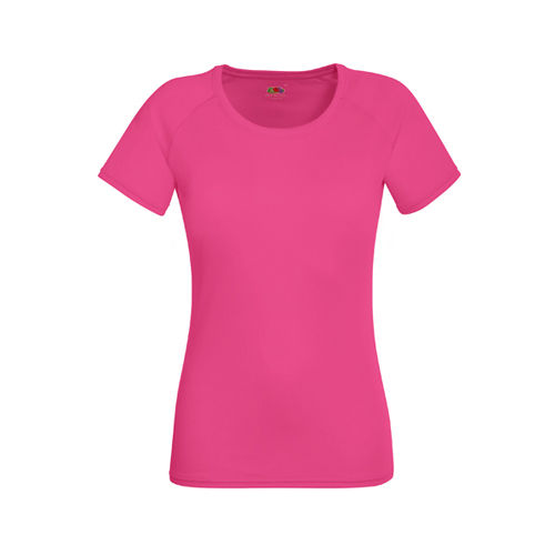 Performance T Lady-Fit [XXL] (fuchsia) (Art.-Nr. CA649074)