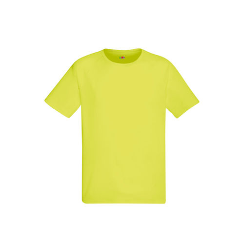 Performance T [XXL] (bright yellow) (Art.-Nr. CA649732)