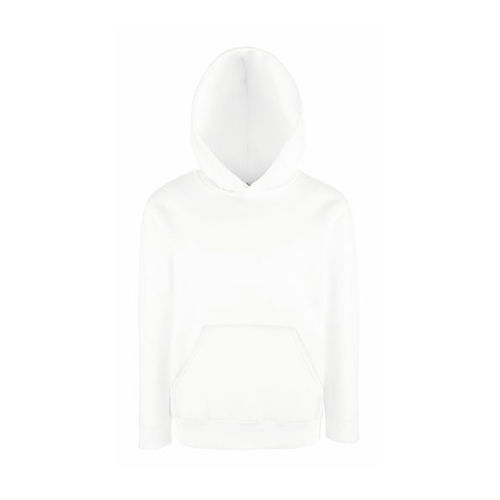 Premium Hooded Sweat Kids [152] (white) (Art.-Nr. CA650668)