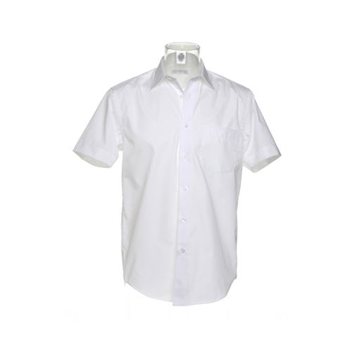 Business Poplin Shirt Short Sleeve [49/50 (3XL/19H)] (white) (Art.-Nr. CA652870)